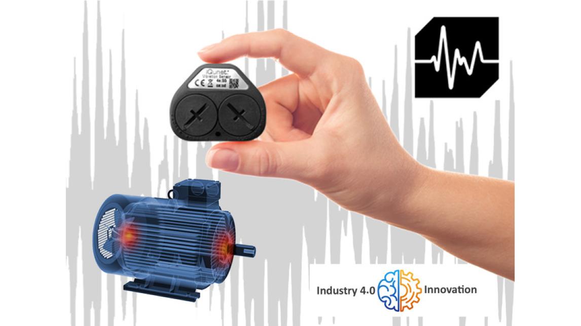 Logo Wireless Battery Powered Sensors