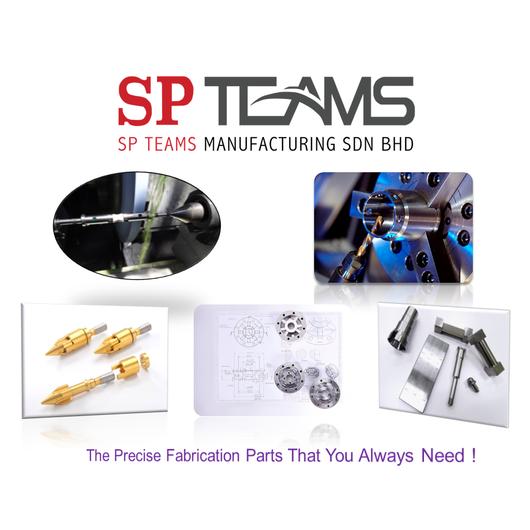 SP Teams Manufacturing Sdn. Bhd.