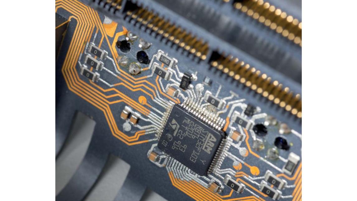 Logo Integration von Mechanik und Elektronik durch MID