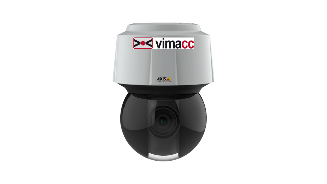 Logo AXIS Q6115-E PTZ-Dome, security plugin