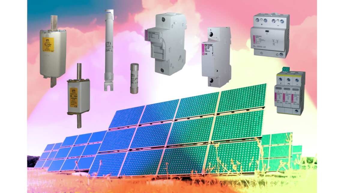 Logo Components, equipment for photovoltaic