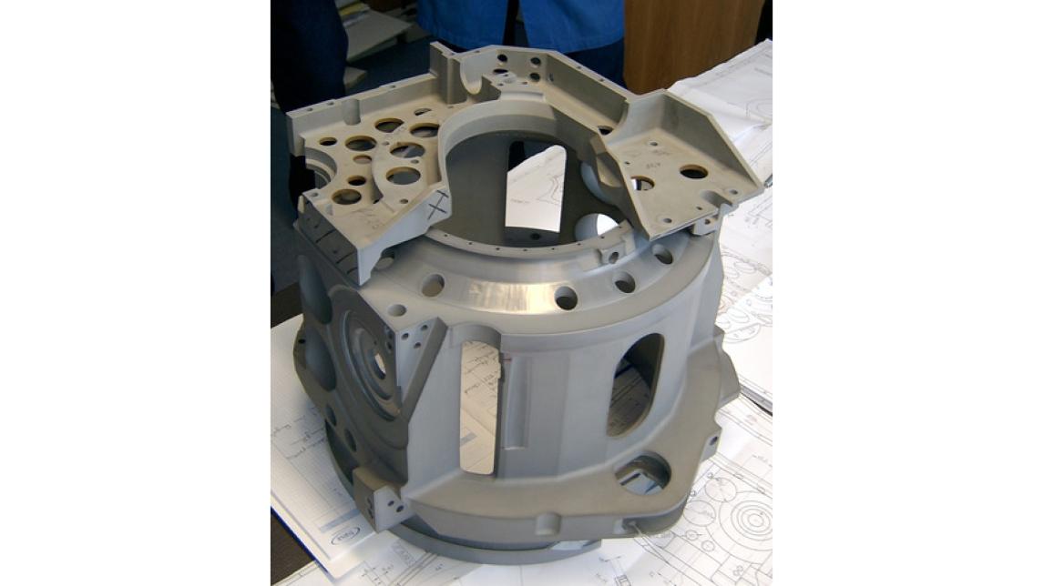 Logo advanced ceramic parts
