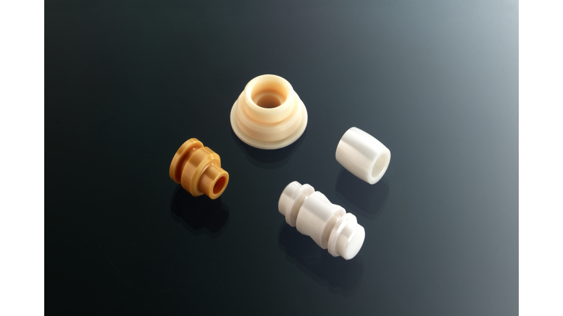 Logo Zirconia oxide ceramic CR105