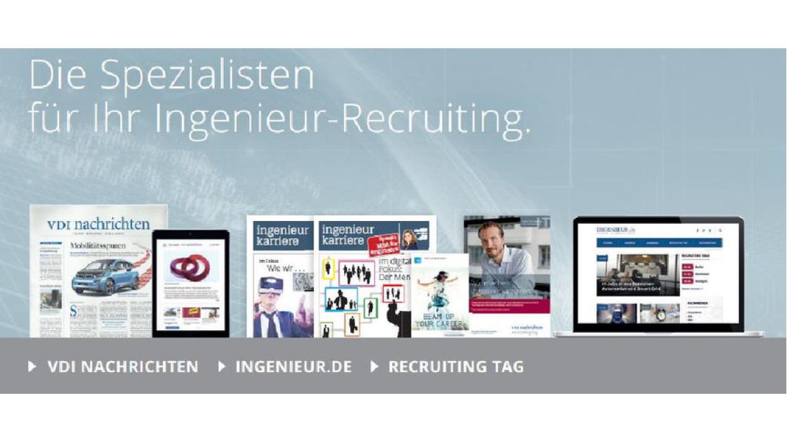 Logo VDI nachrichten und ingenieur.de