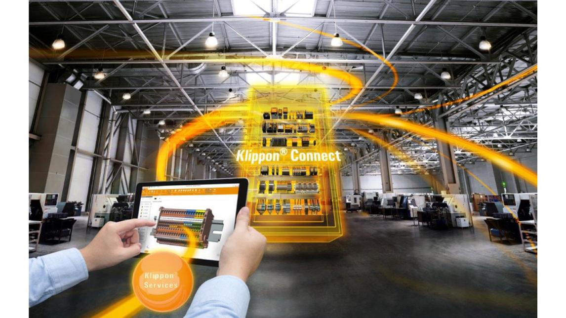 Logo Klippon® Connect Reihenklemmen