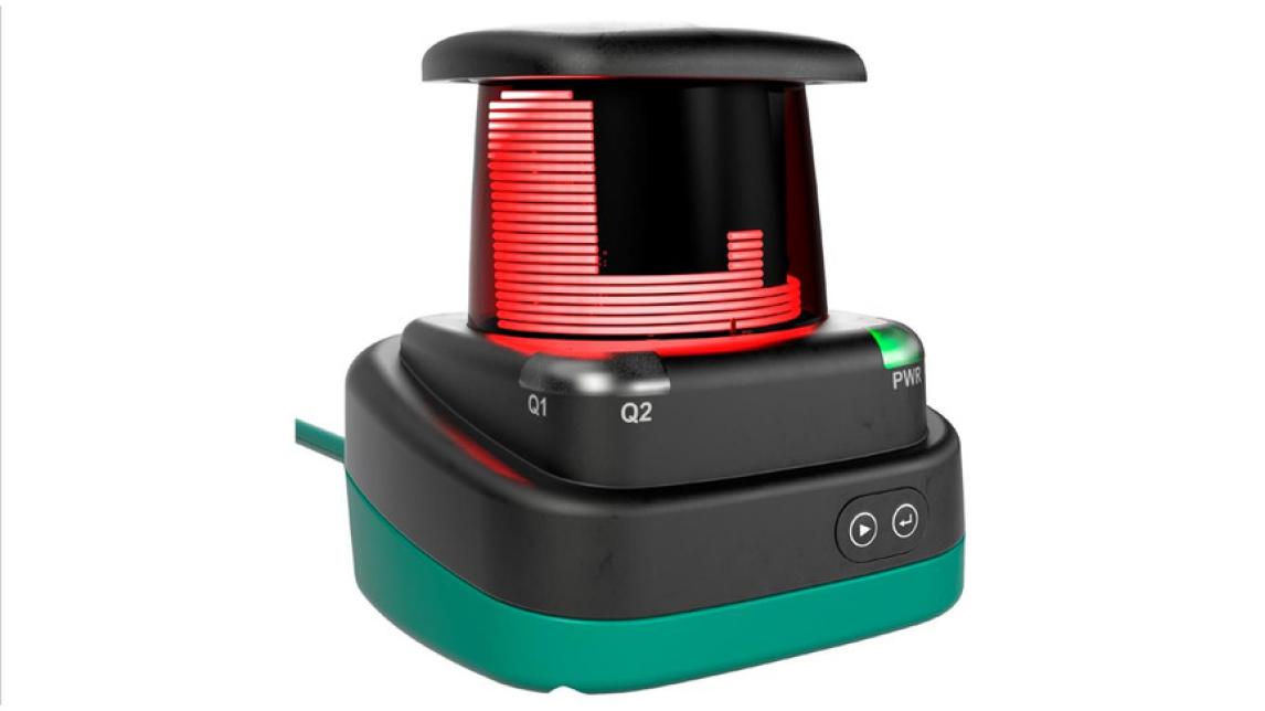 Logo R2000 Detection 2D Laser Scanner