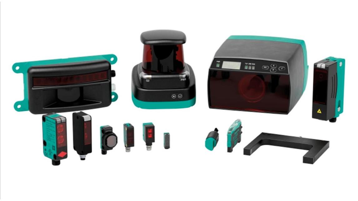 Logo Photoelectric Measurement Sensors