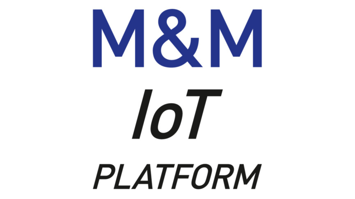 Logo M&M IoT PLATFORM