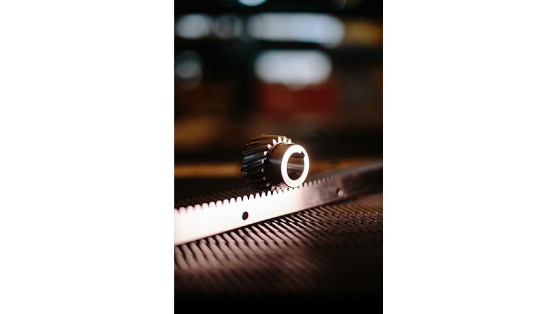 Logo Precision racks