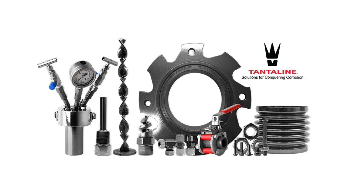 Tantaline® Products - Product - HANNOVER MESSE 2019