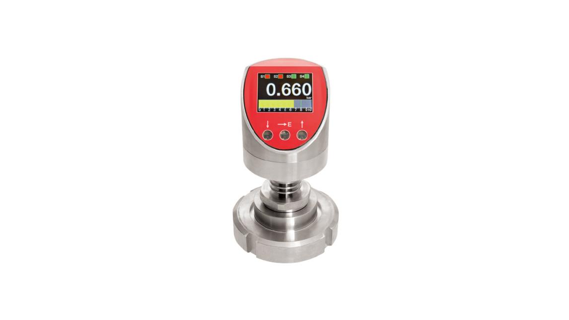 Logo Pressure measurement