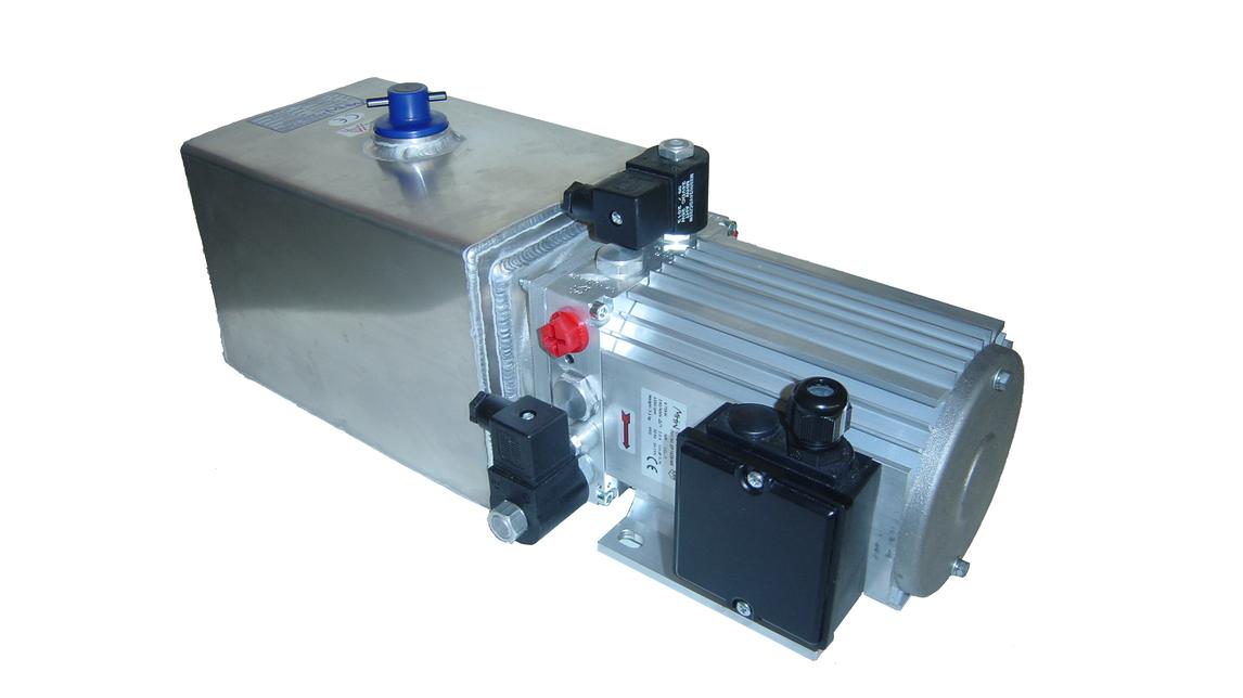 Logo Hydraulic Power Pack