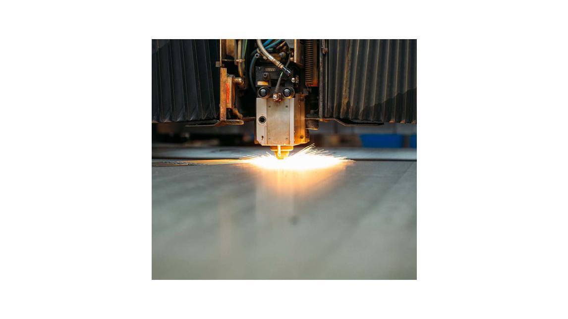 Logo Laserschneiden, Biegen, Schweißen