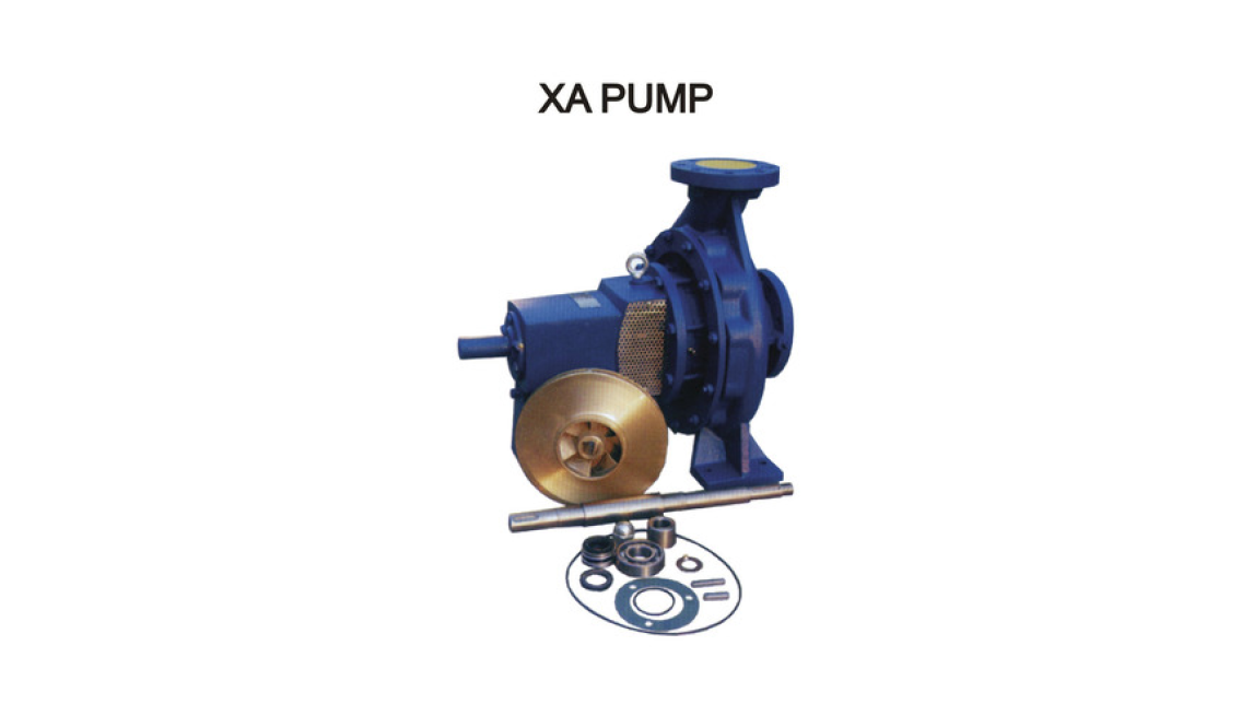 Logo XA PUMP