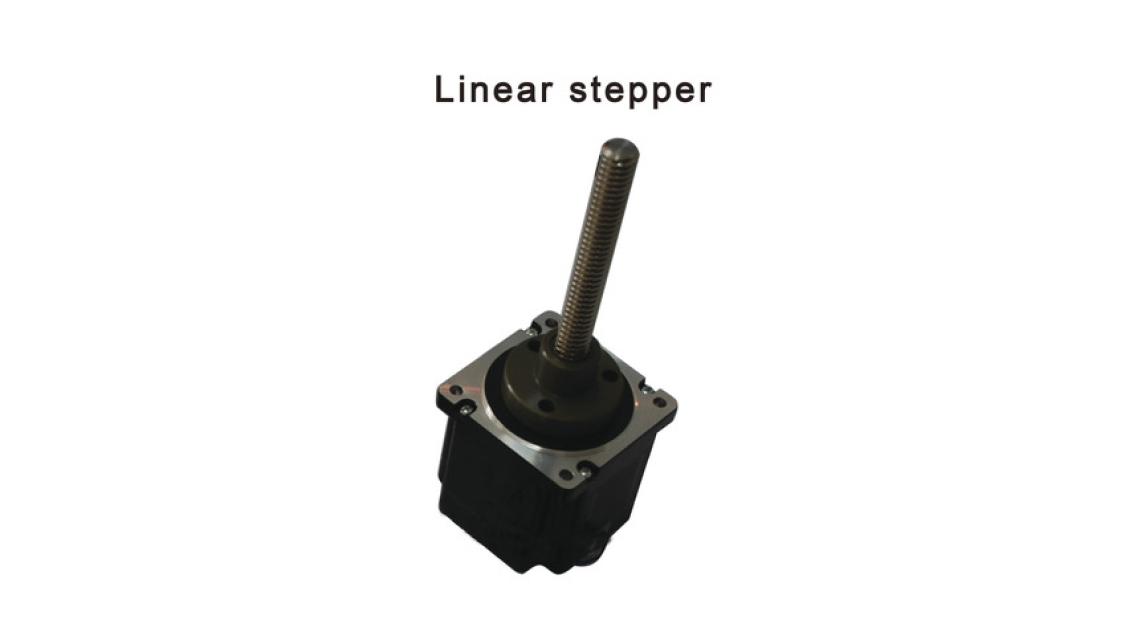 Logo Linear Stepper