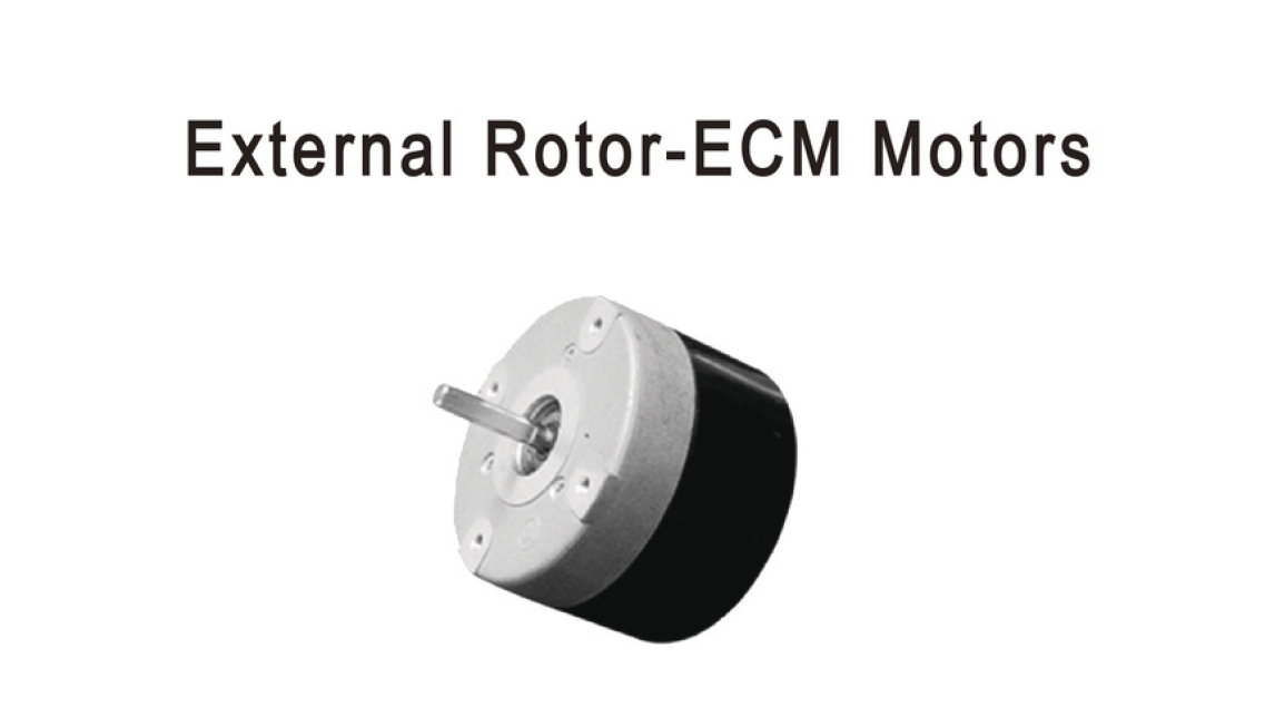 Logo External Rotor-ECM Motor