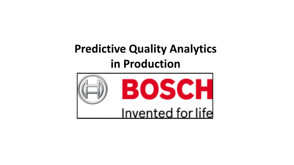 Logo PREDICTIVE INTELLIGENCE: Quality