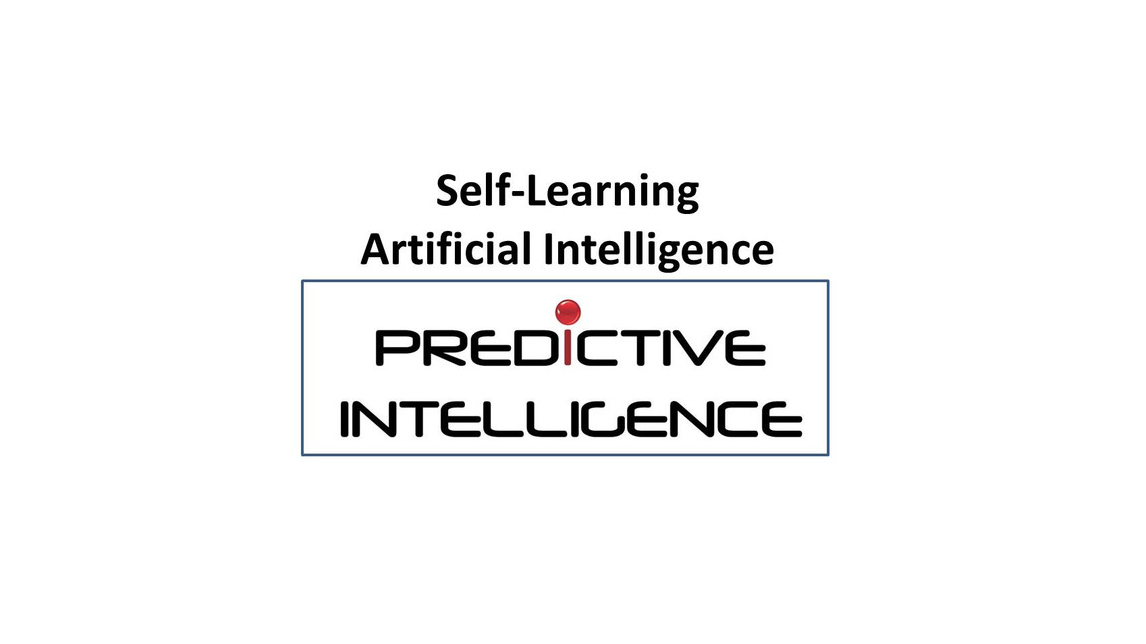 Logo Cognitive Machine Learning