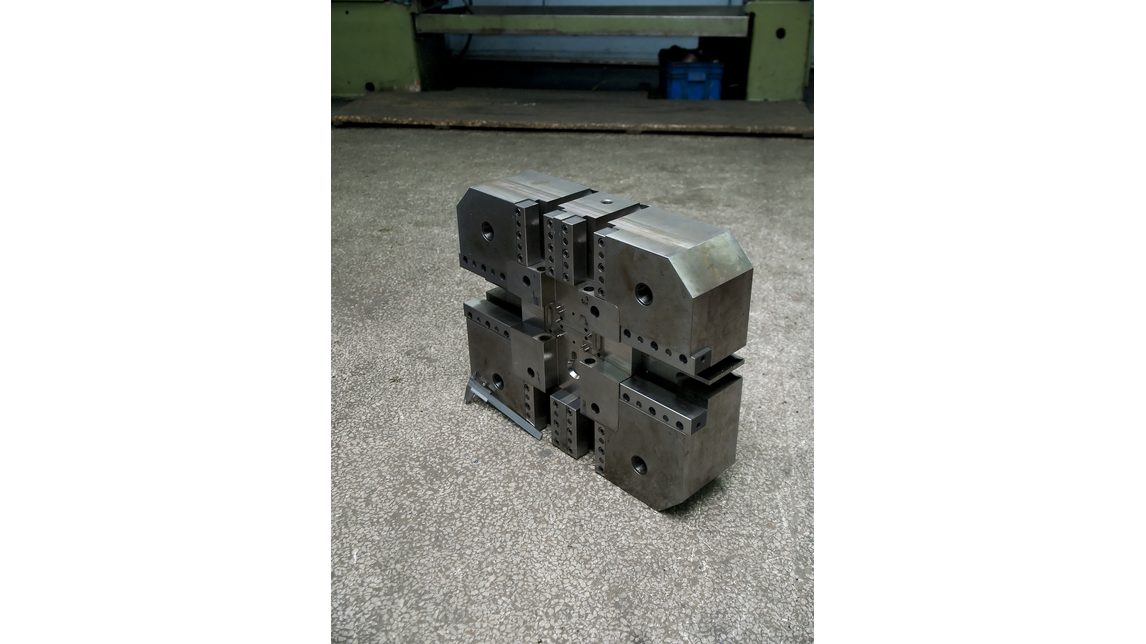 Logo Metal Injection Moulds