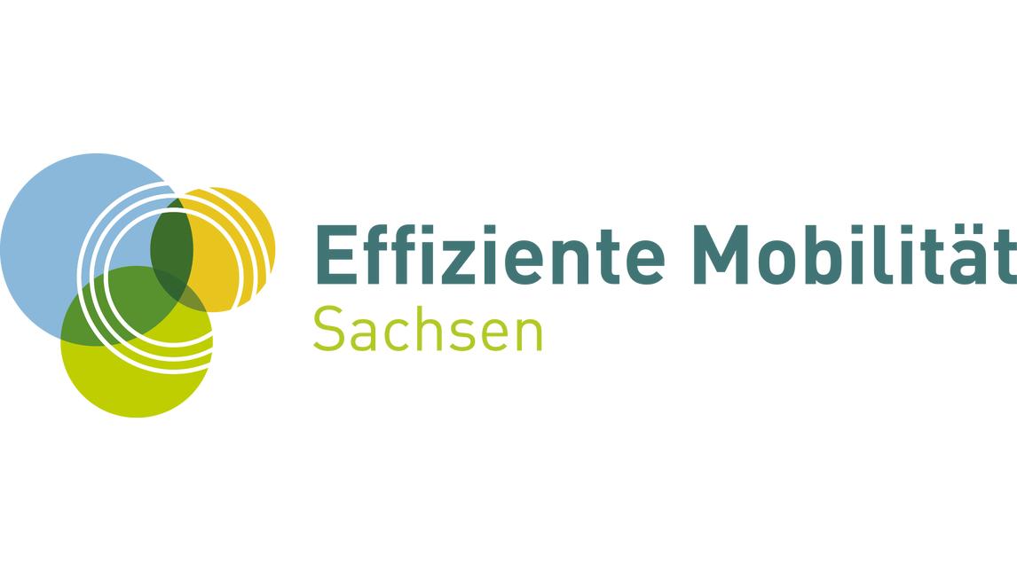 Logo Effiziente Mobilität Sachsen