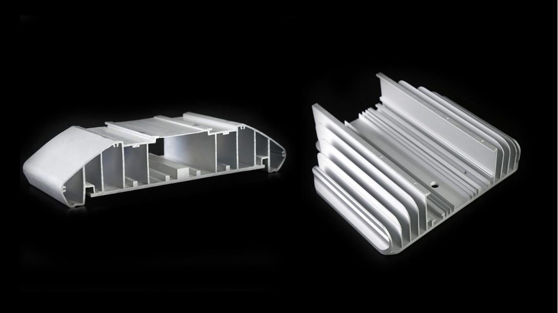 Logo Industrielle Aluminiumprofile