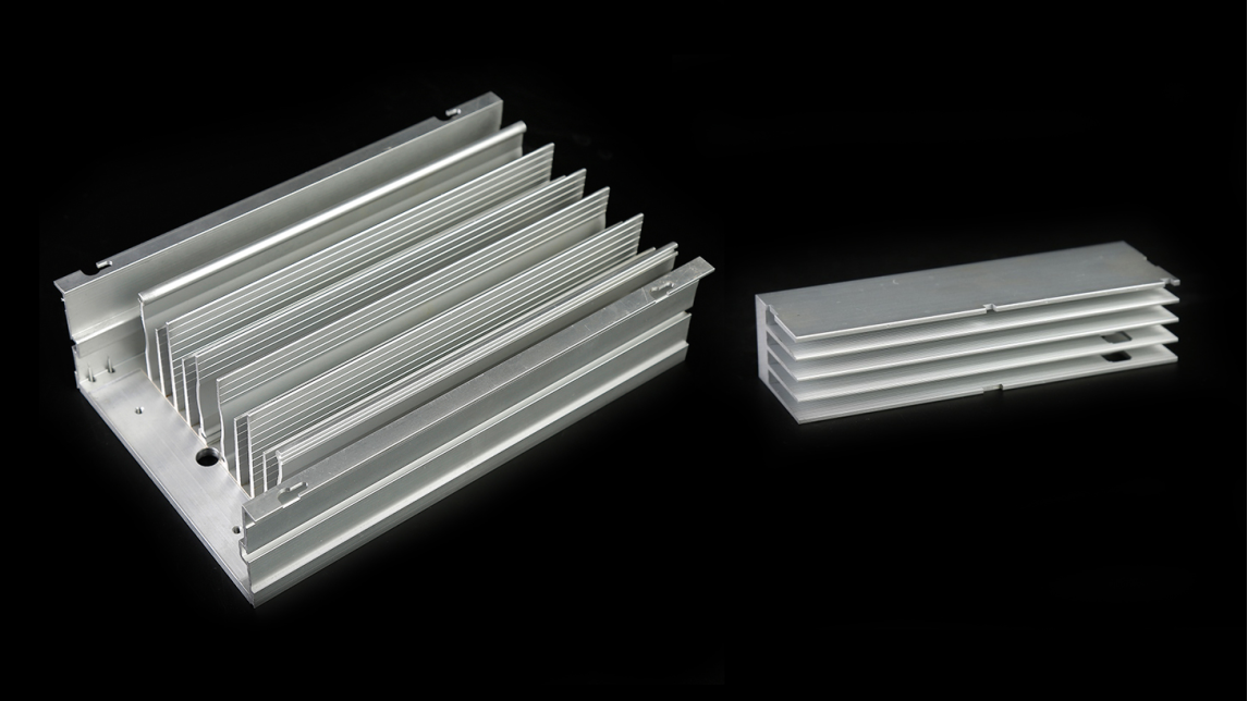 Aluminum Extrusion Heat Sink - Product - HANNOVER MESSE 2019
