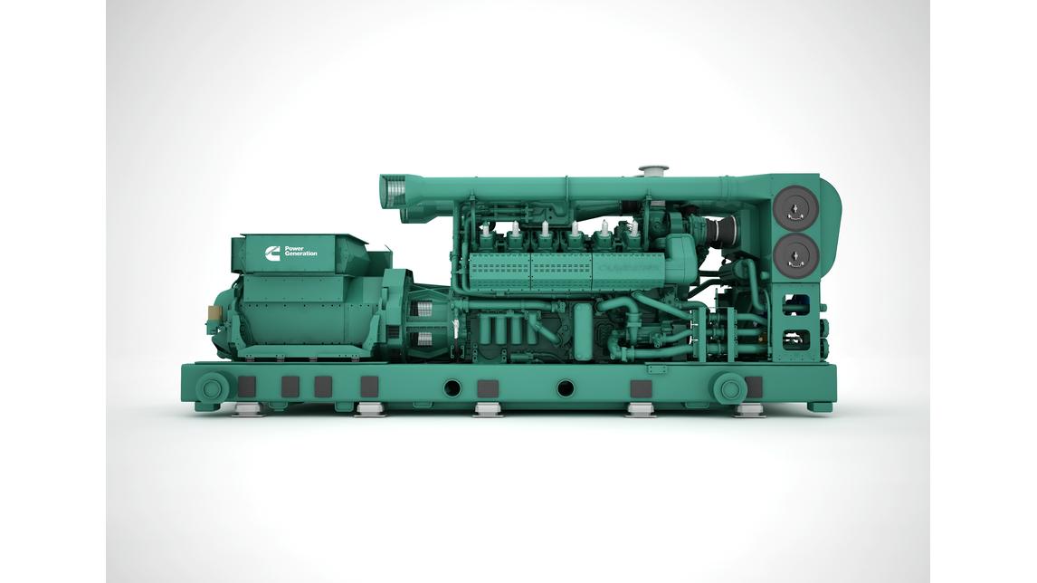 Logo HSK78G Gas Generator Series