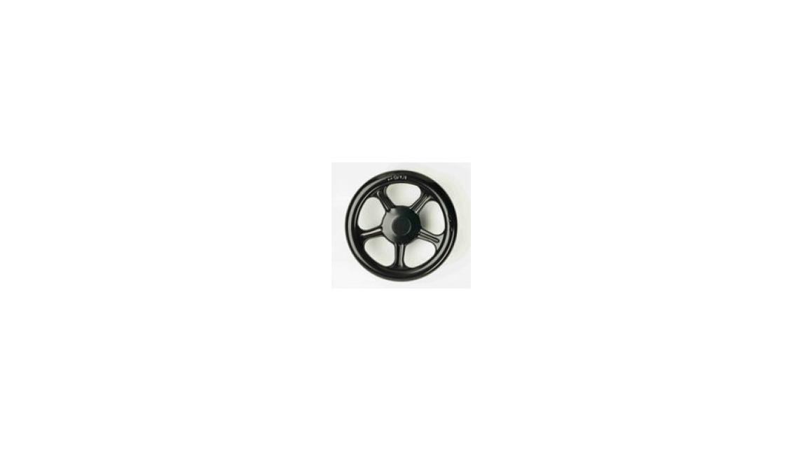 Logo BJ Industrial handwheels