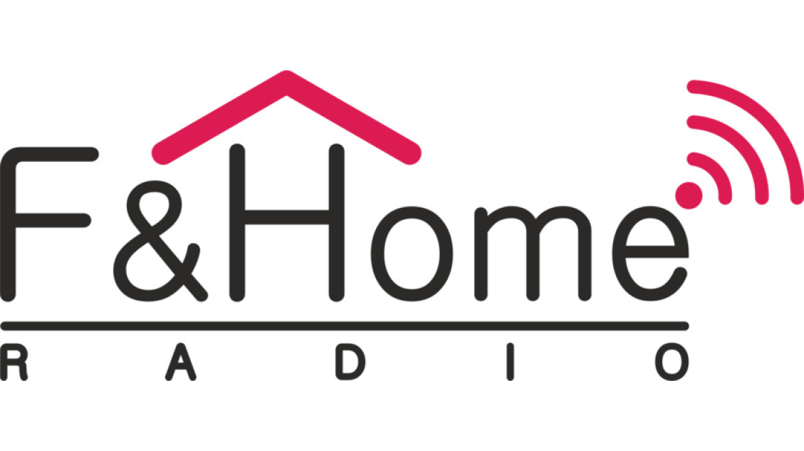 Logo F&Home Radio Intelligent Home System