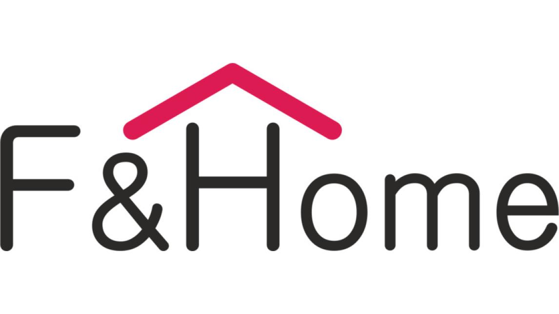 Logo F&Home Intelligent Home System