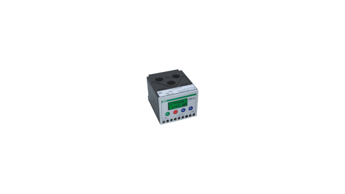 Logo EPS-D - Microprocessor-based relay for electric engines