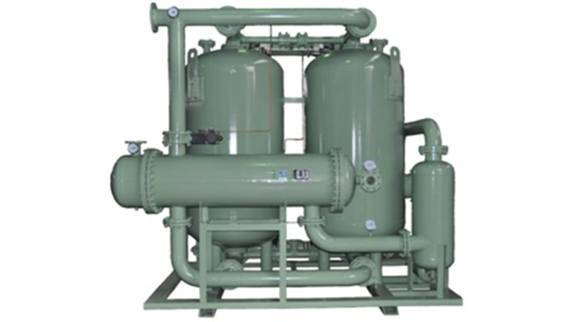 Logo Regenerative Adsorption Dryer