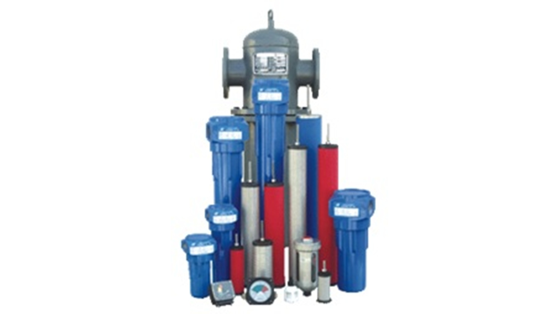 Logo GMF Series Compressed Air Filter