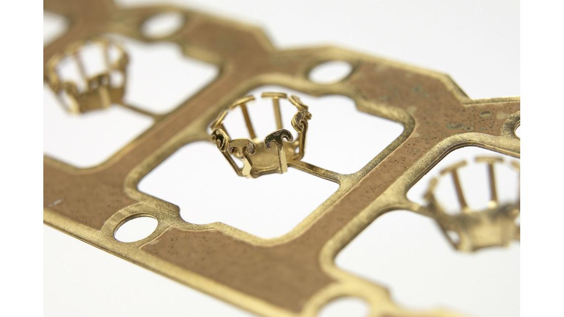 Logo Precision metal stamping