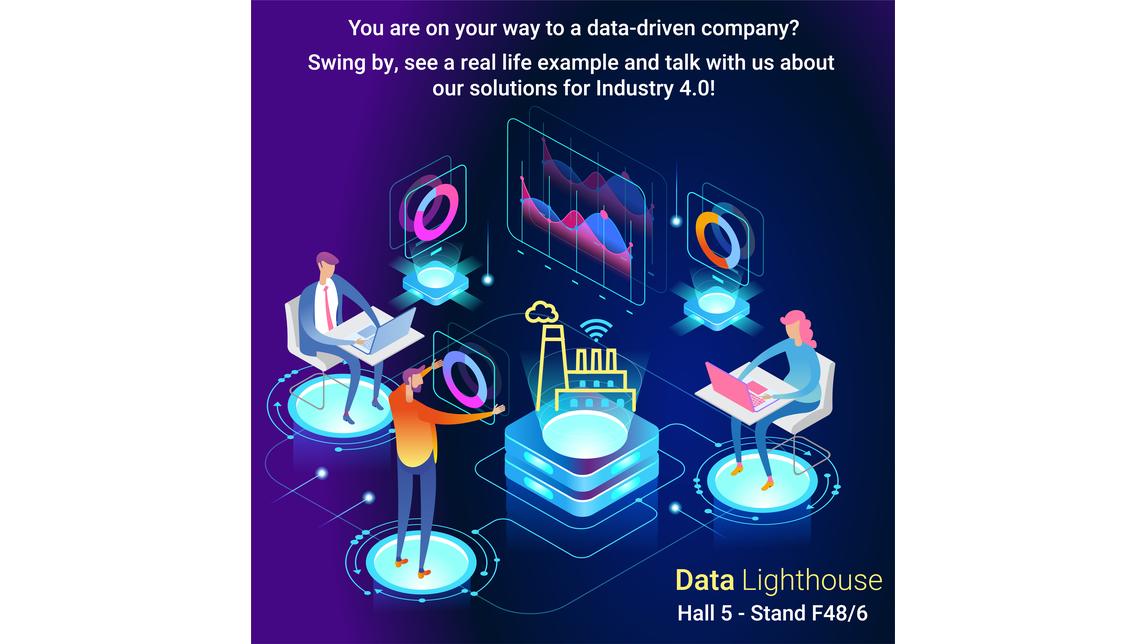 Logo DLH data grid