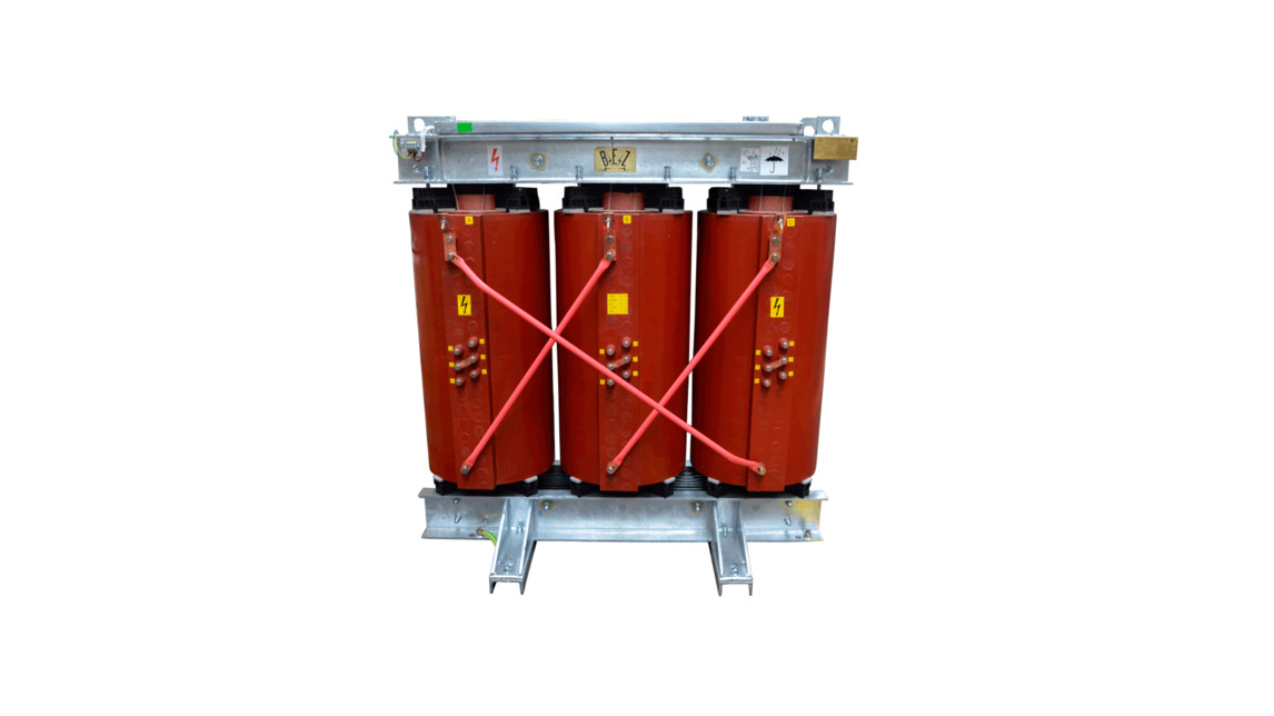Logo Dry and cast resin transformers