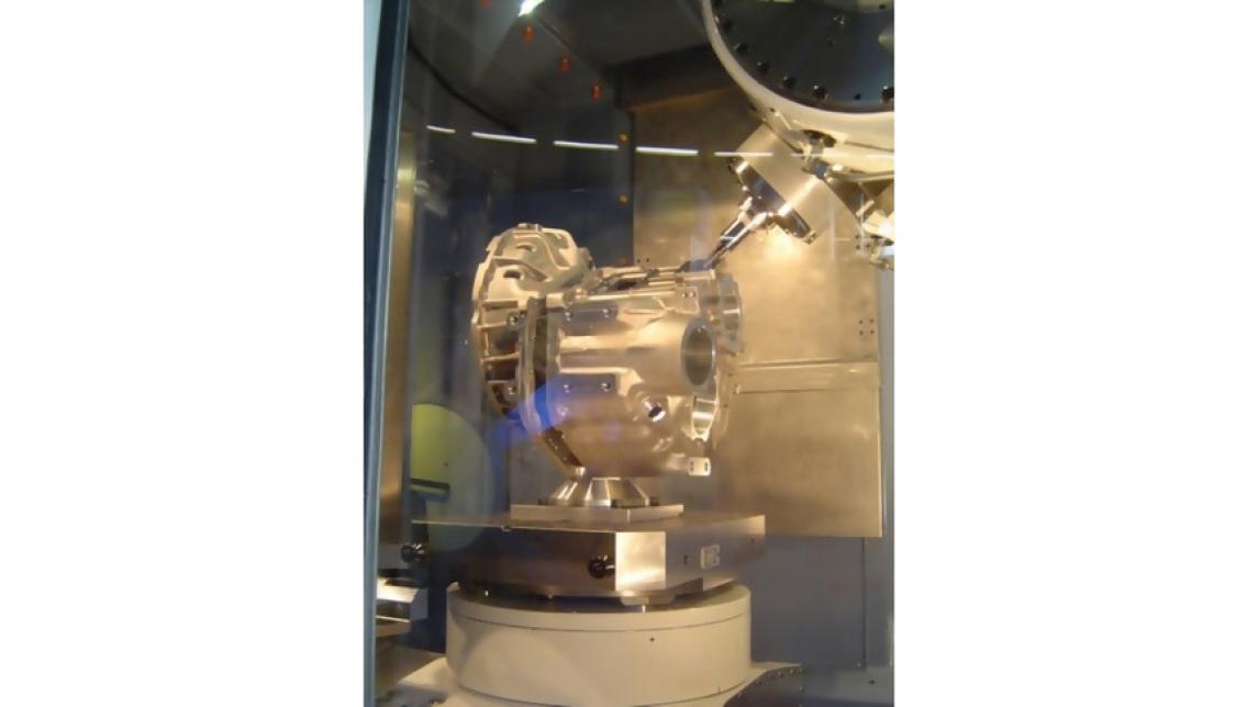 Logo Precision mechanical workings