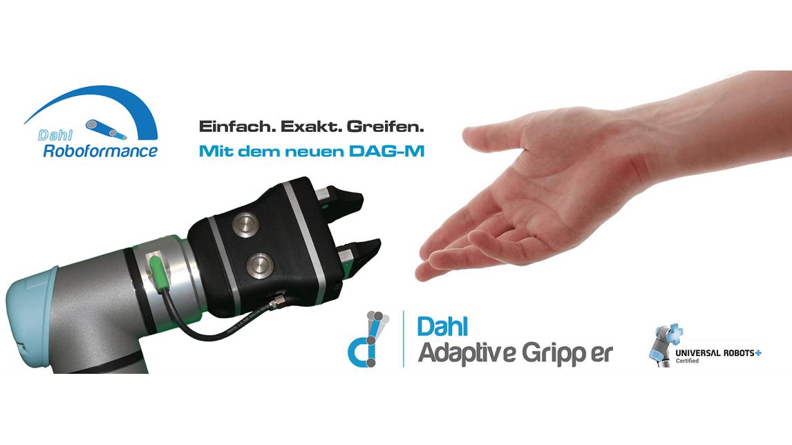 Logo Dahl Adaptive Gripper DAG-M