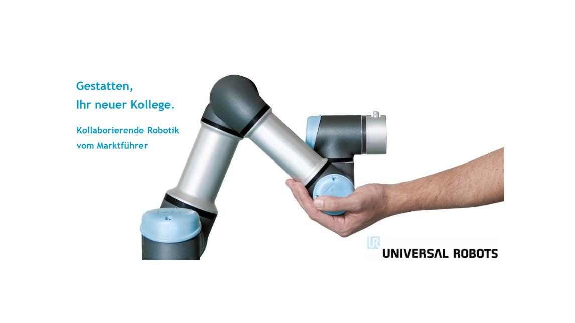 Logo Universal Robots & Anlagenintegration