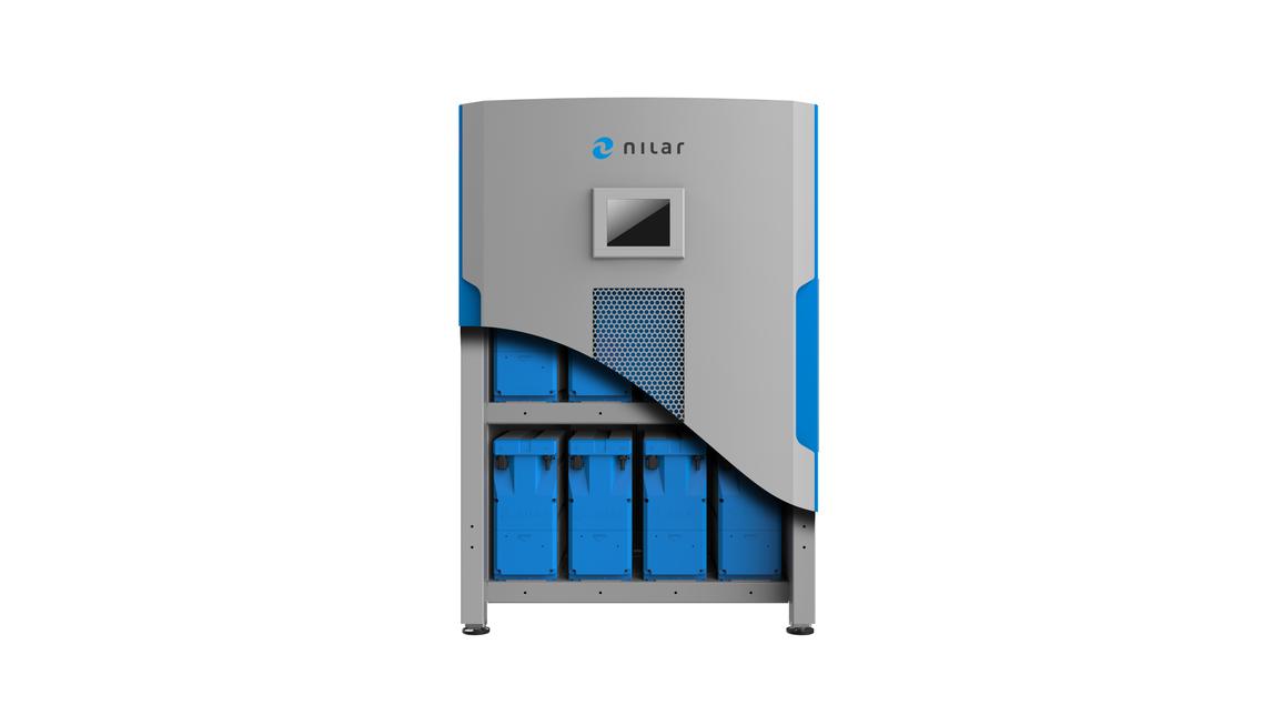 Logo Nilar EC Cabinets