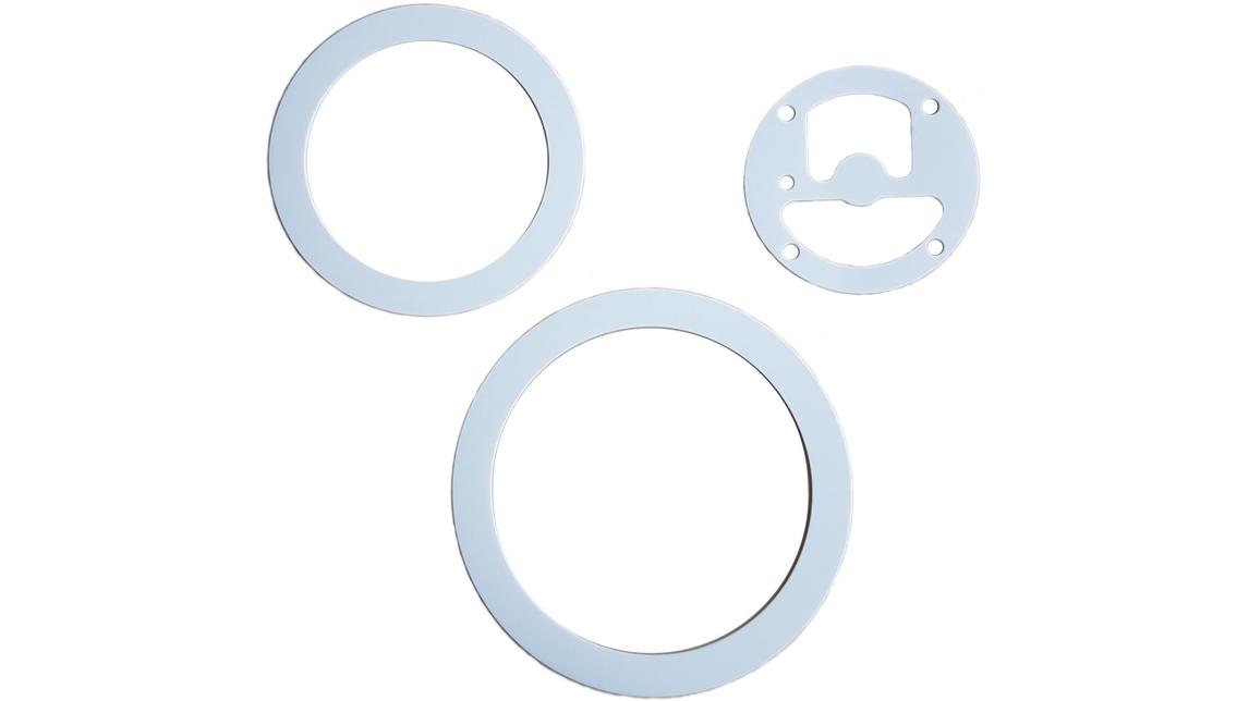 Logo Kunststoffdichtungen