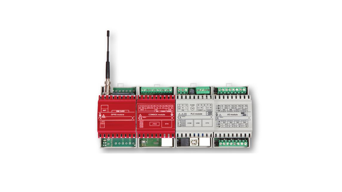 Logo ComBox.M Modular controller