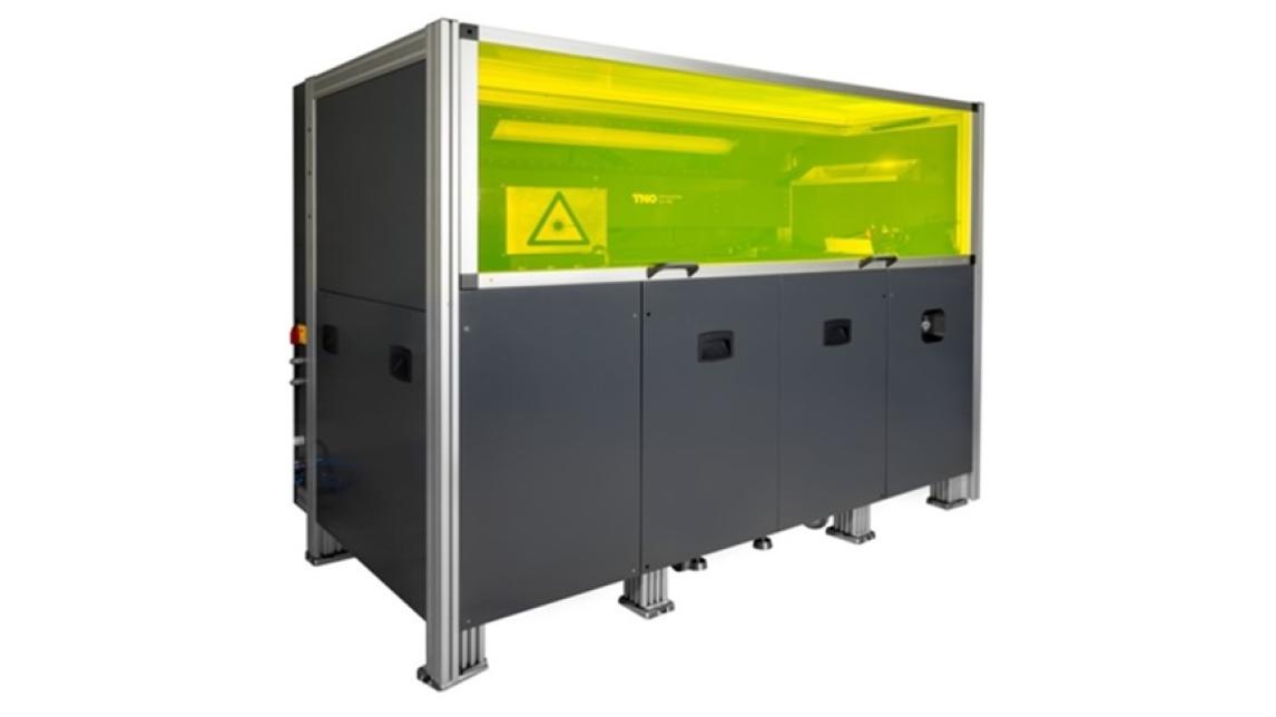 Logo Integrierte Sensorik für 3D-Druck