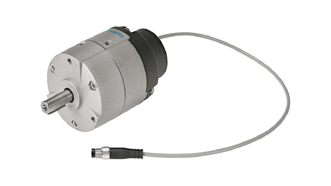 Logo Pneumatic drives and actuators