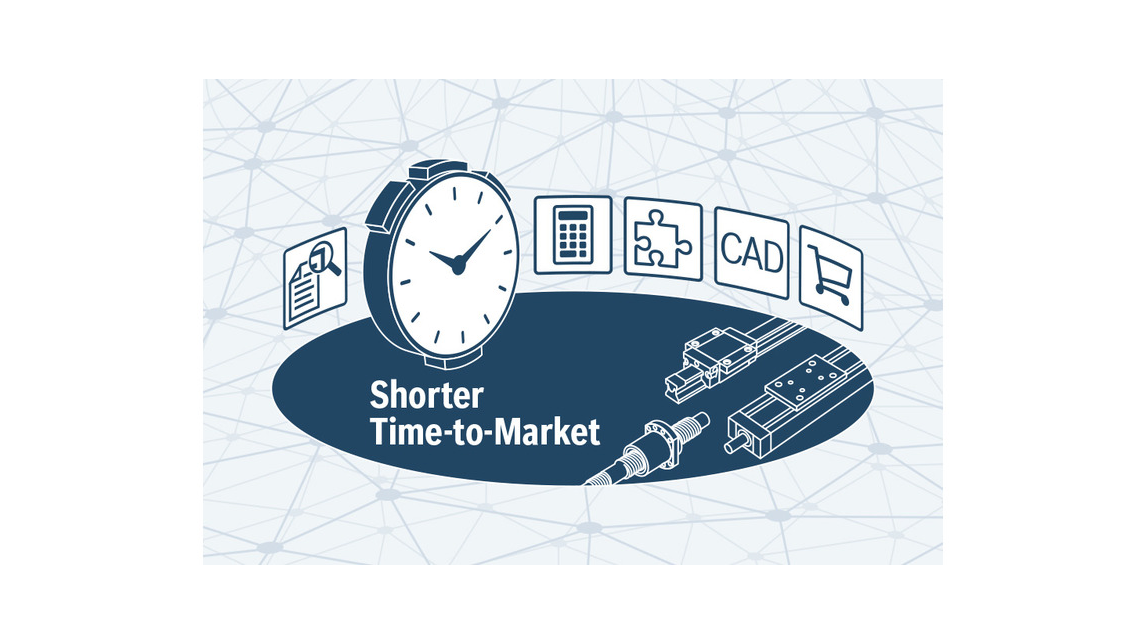 Logo Digitalization Linear Motion Technology