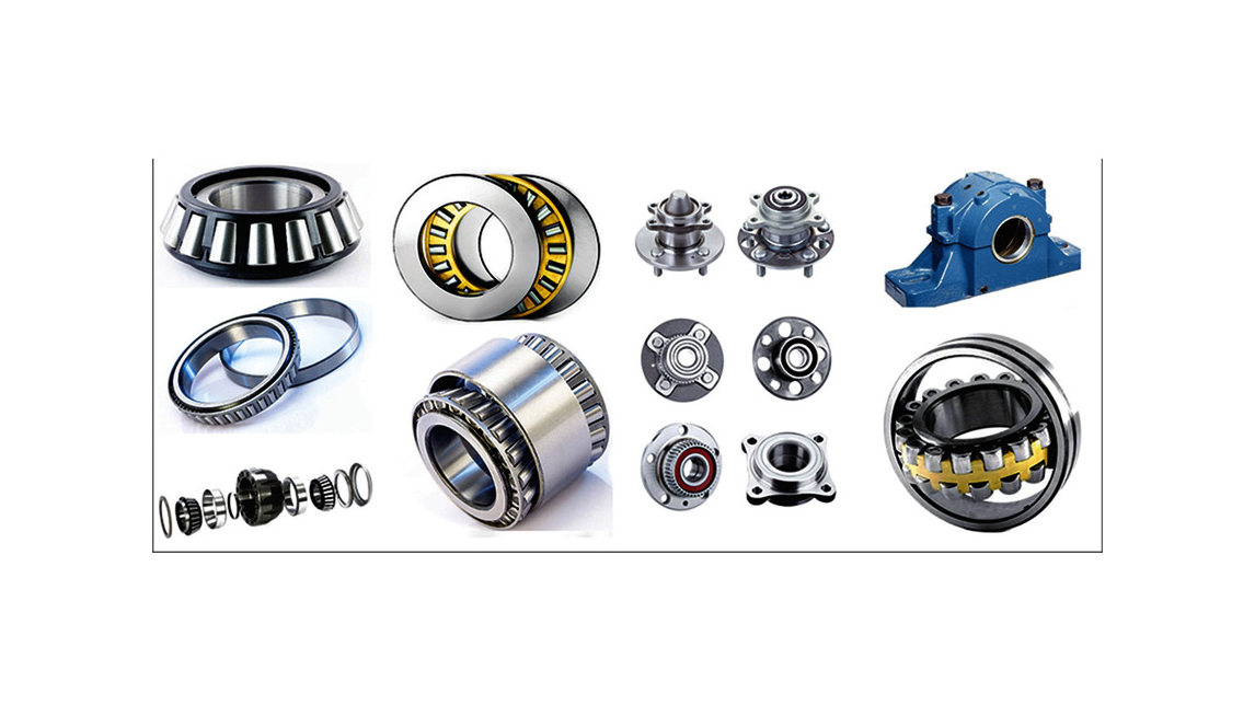 Logo Ball and Roller Bearings