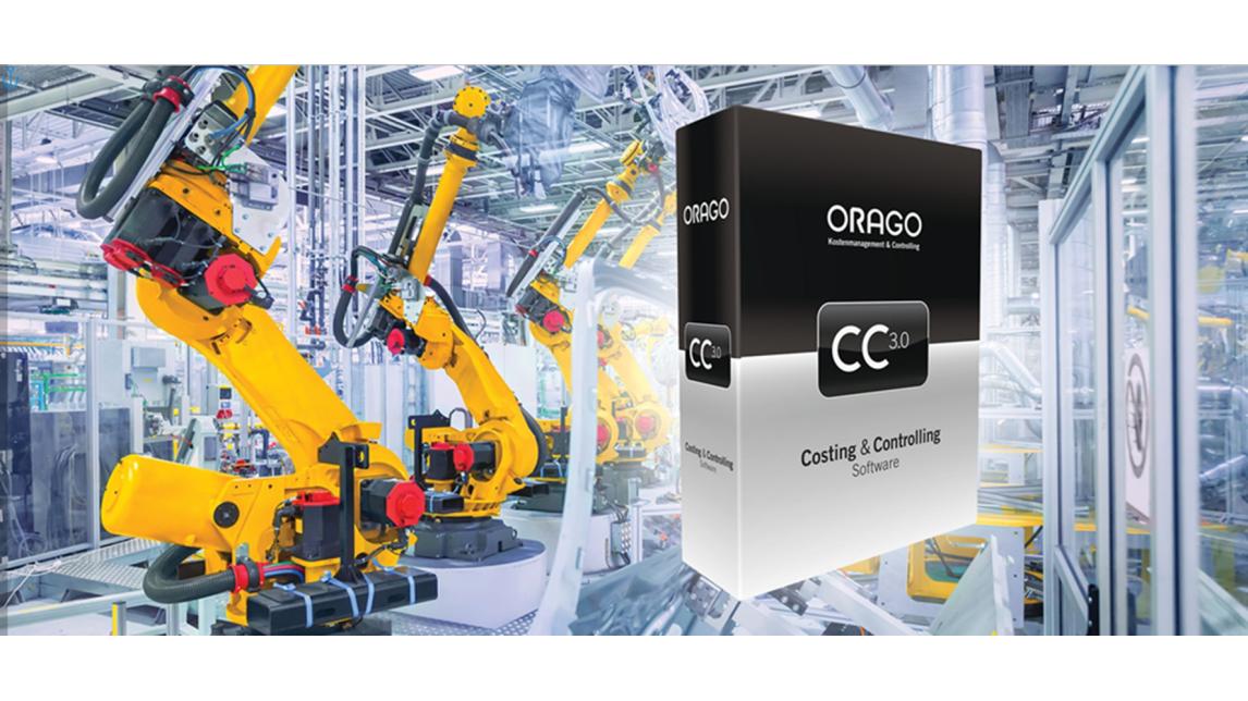 Logo ORAGO CC 3.0 Software-Suite