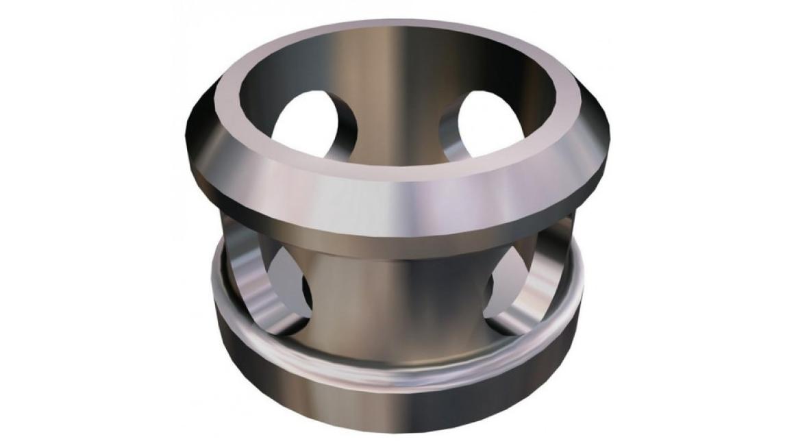 Logo CNC-Drehen Mill Metall Bearbeitete Teile, Komponenten