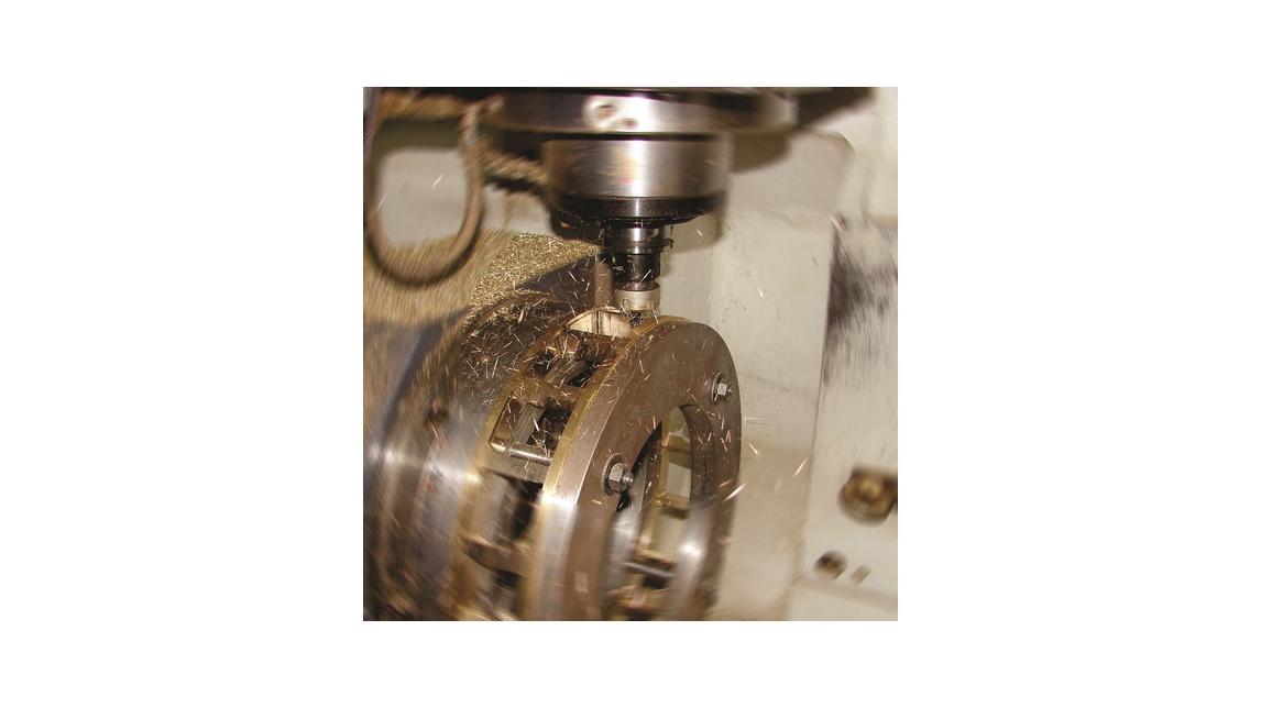 Logo Process For Metal Machining