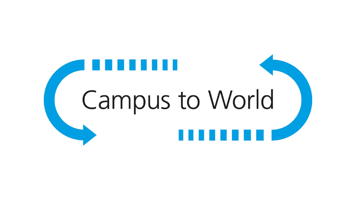 Logo Campus to World